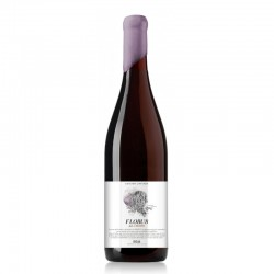 FLORUS vino tinto natural sin sulfitos