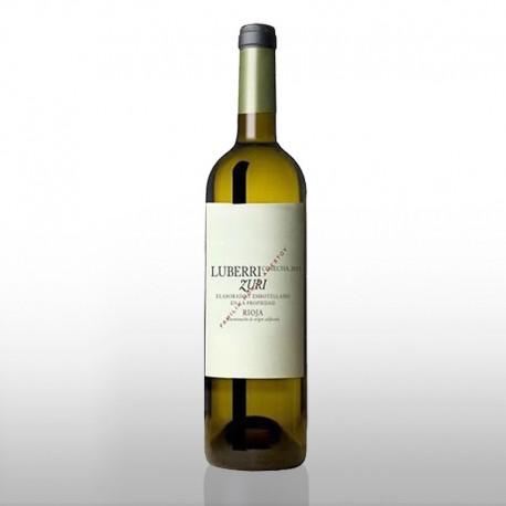 LUBERRI ZURI vino blanco