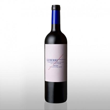 LUBERRI vino tinto joven maceración carbónica 2019