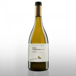 LA SALINAS ZURI vino blanco fermentado en barrica