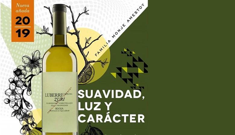 Comprar vino blanco Luberri Zuri 2019
